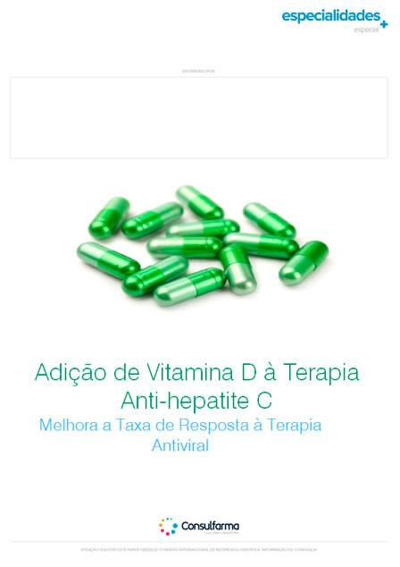 ADIÇÃO DE VITAMINA D À TERAPIA ANTI-HEPATITE