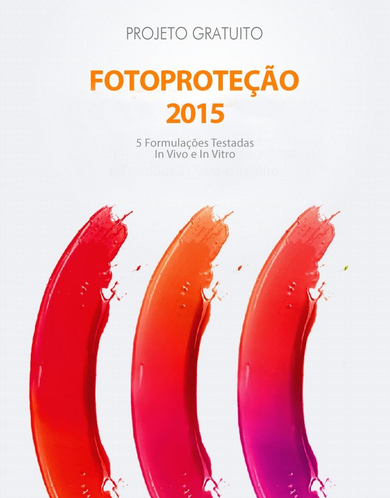 Projeto Fotoproteção 2015