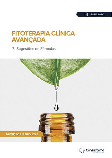 FORMULÁRIO DE FITOTERAPIA CLÍNICA AVANÇADA