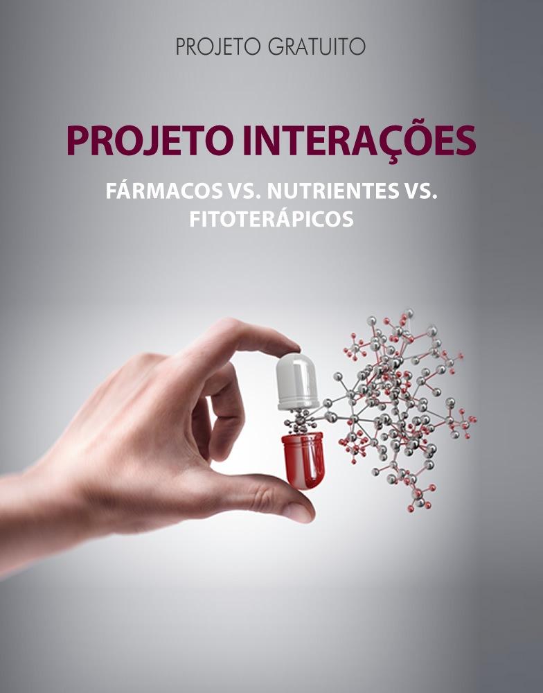 Projeto Interações Fármacos vs. Nutrientes e Fitoterápicos