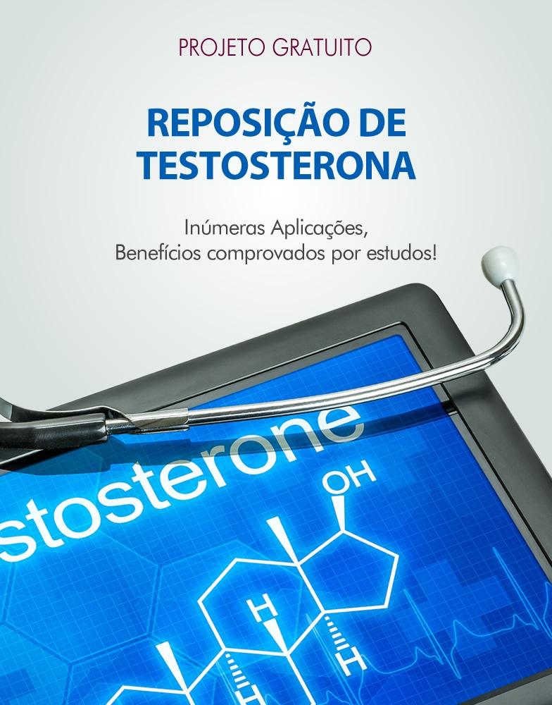 Projeto Reposição de Testosterona 2014