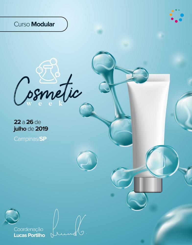 Cosmetic Week - 3ª Edição