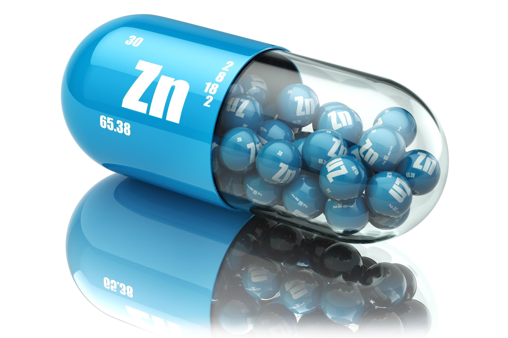 Zinco Promove Redução da Dismenorreia Primária