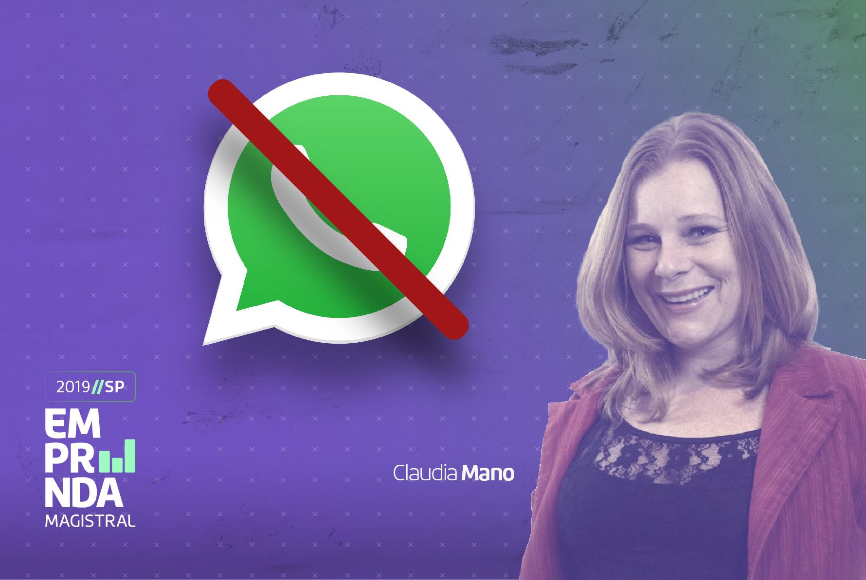 Bloqueio do WhatsApp das farmácias de manipulação – O que pode ser feito?