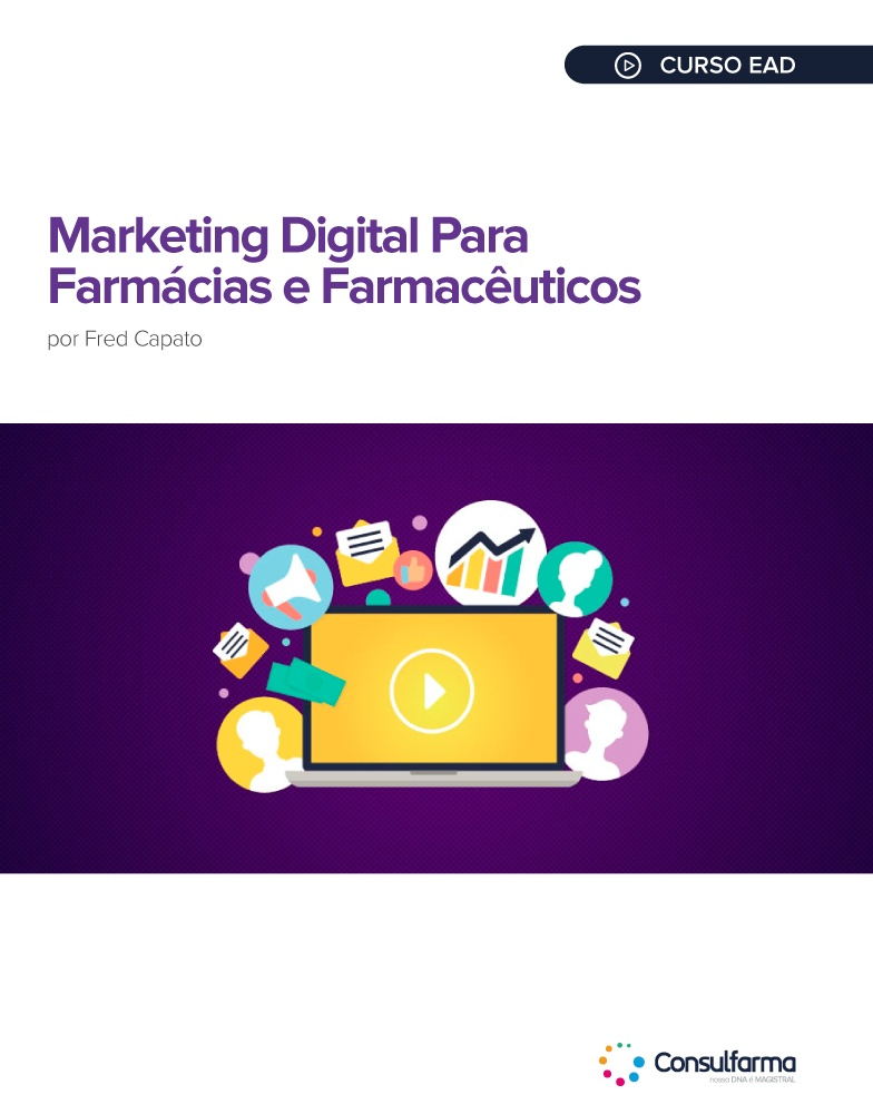 MARKETING DIGITAL PARA FARMÁCIAS E FARMACÊUTICOS