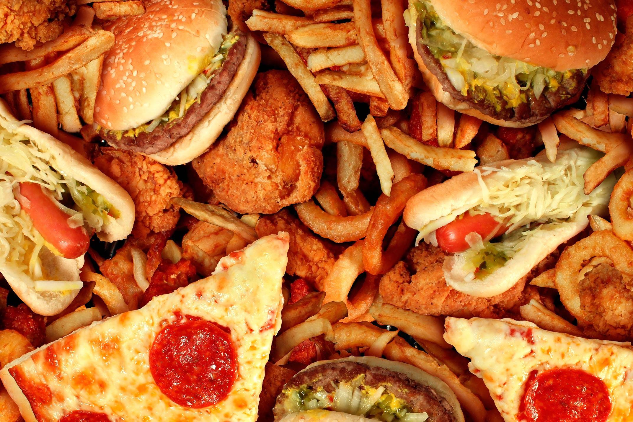 Pesquisadores Estudam Danos Causados ao Cérebro Pela Má Alimentação