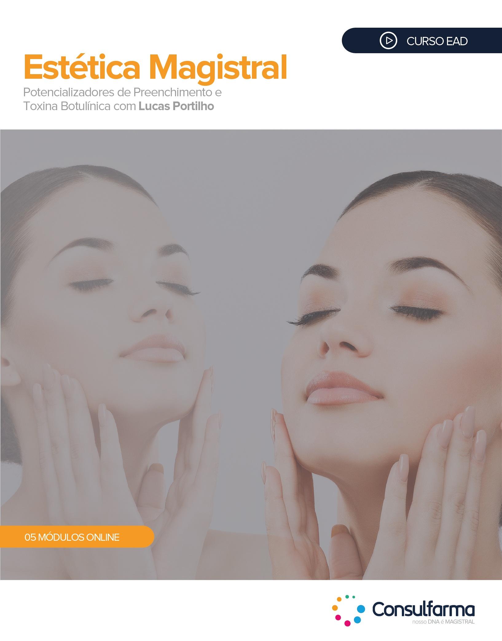 Estética Magistral - Potencializadores de Preenchimento e Toxina Botulínica