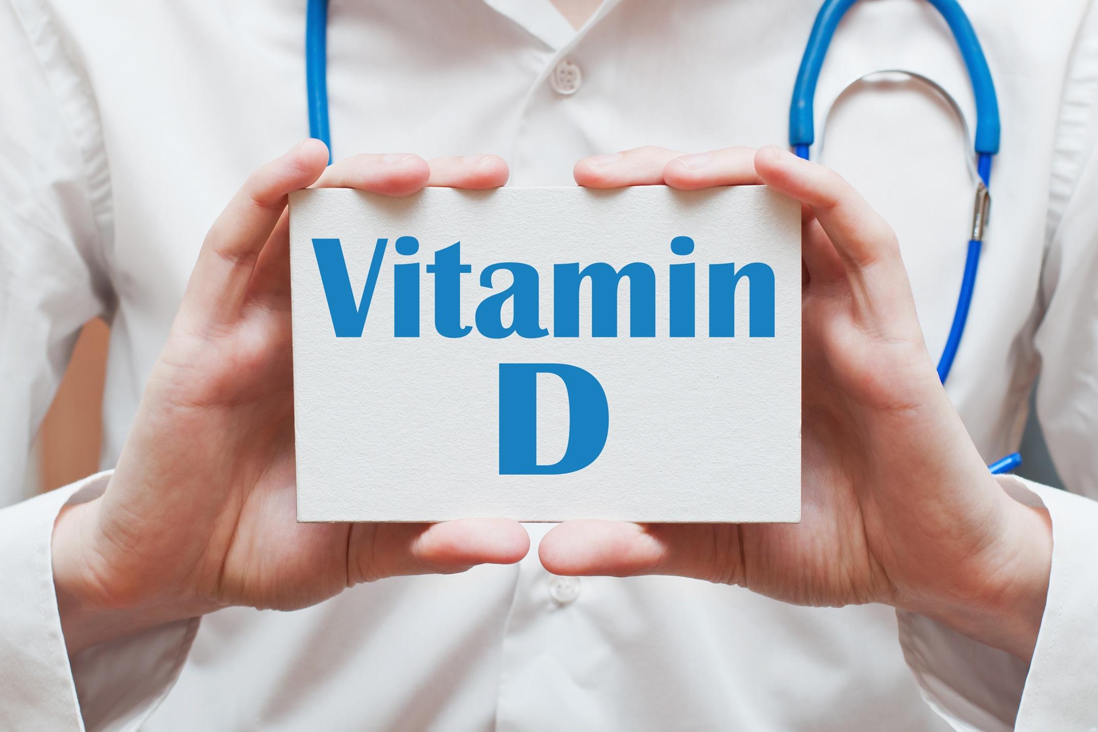 Suplementação de Vitamina D Melhora Os Níveis de Triglicérides