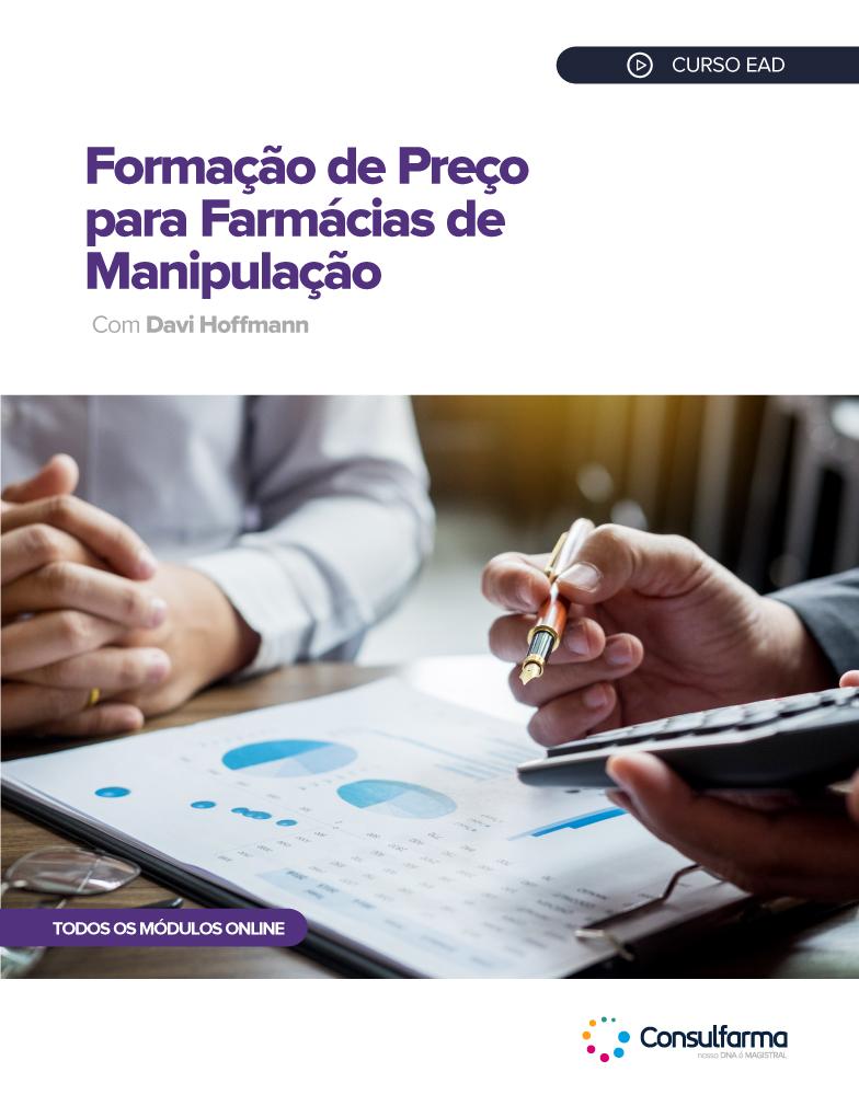 Formação de Preço para Farmácias de Manipulação