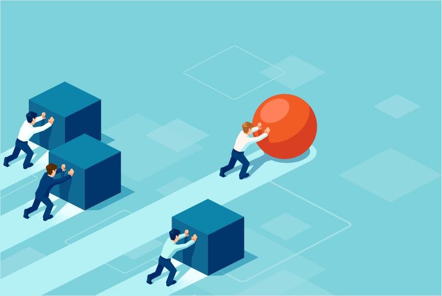 Cultura de negócios baseada em longevidade e performance