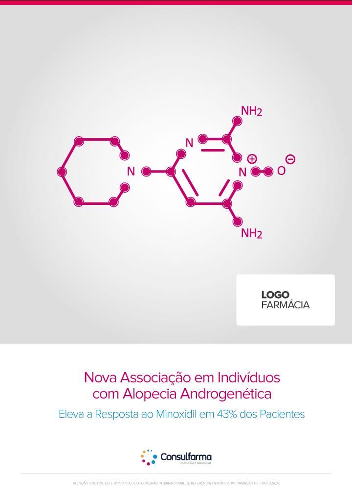 Adição de Tretinoína ao Tratamento com Minoxidil na Alopecia Androgenética