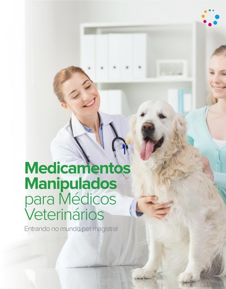 Medicamentos Manipulados para Médicos Veterinários