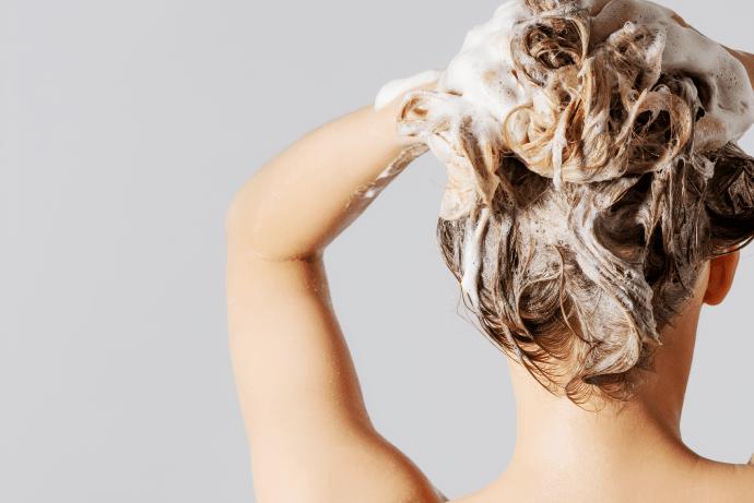 Para shampoos anticaspa quais as opções te ativos?
