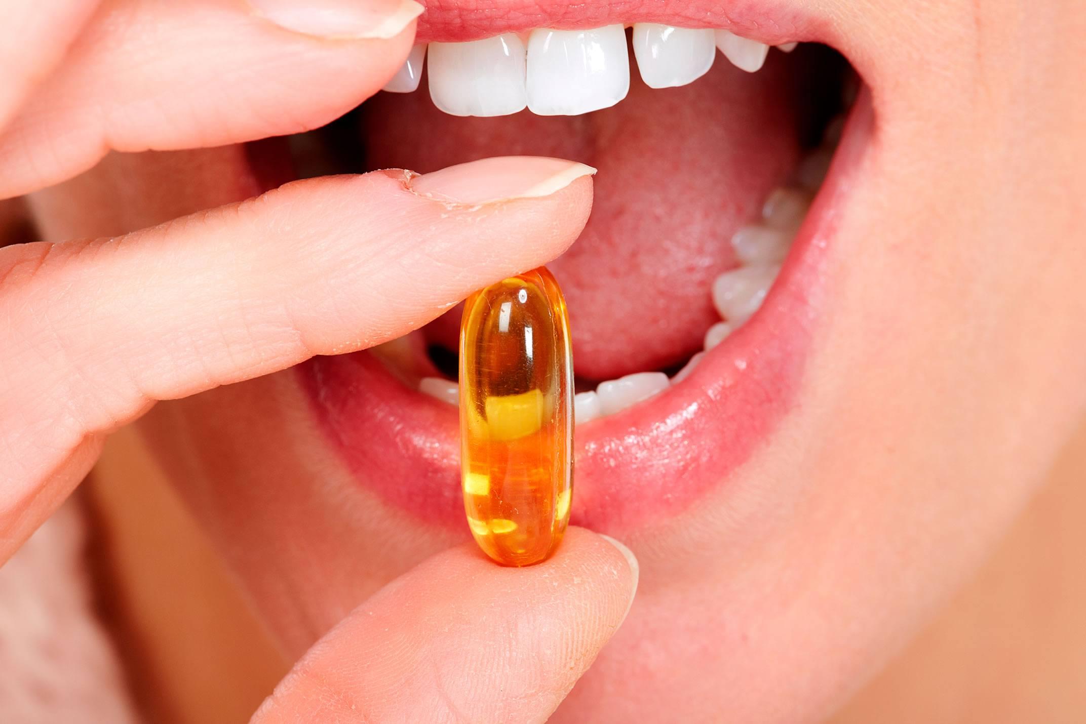 Opções de Conservantes de Uso Oral