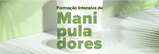 [EDIÇÃO SUSPENSA] Formação Intensiva de Manipuladores - 2 dias de prática cosmética