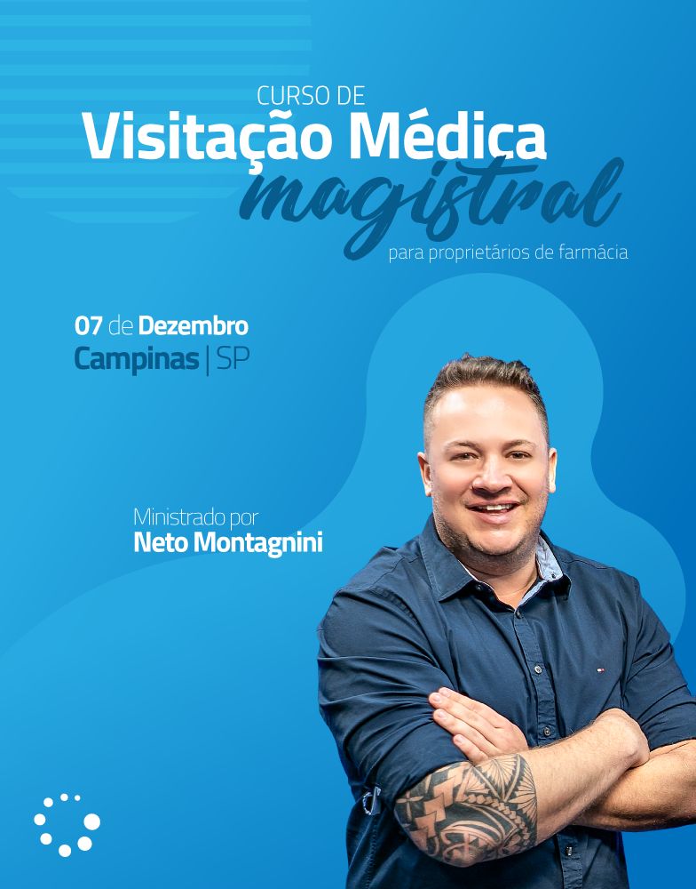 Visitação Médica Magistral