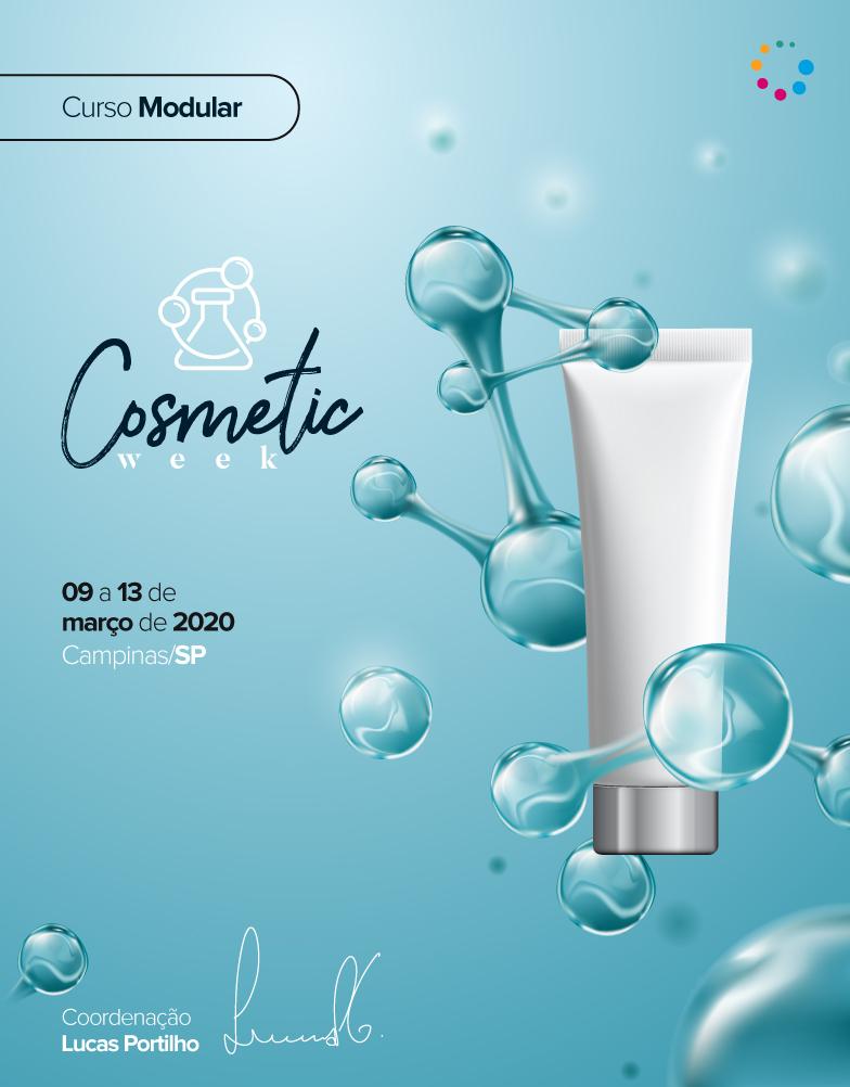 Cosmetic Week - 6ª Edição