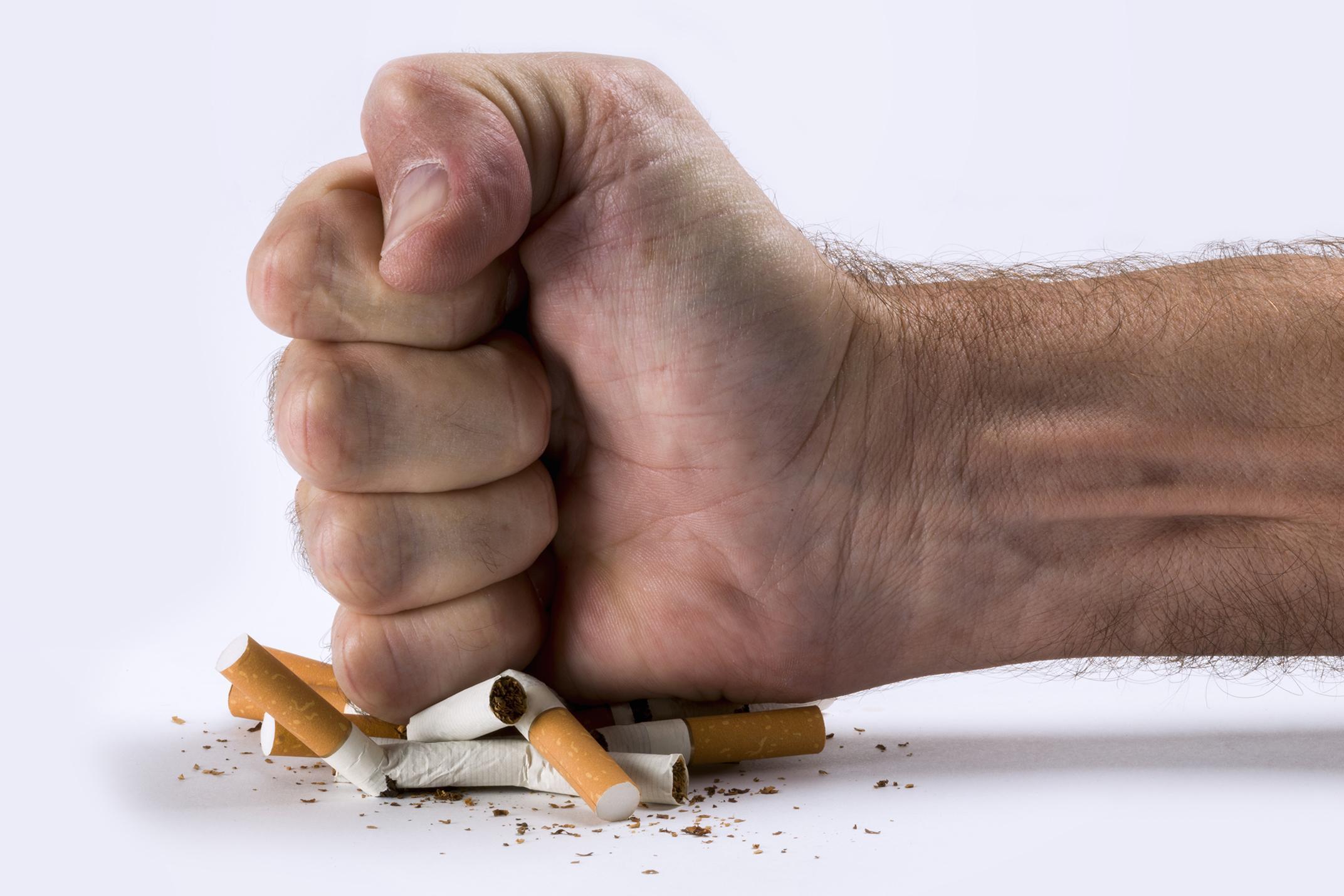 Indicações Naturais que Reduzem a Vontade de Fumar