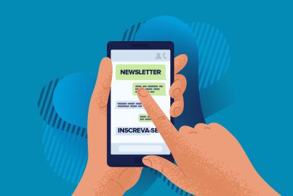 Por que é essencial fazer parte de uma newsletter?